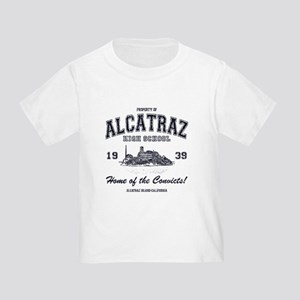 Alcatraz High School Toddler T-Shirt