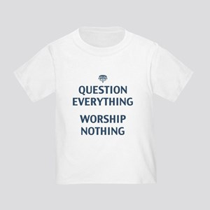 Question Everything Toddler T-Shirt