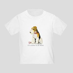 Fox Terrier Toddler T-Shirt