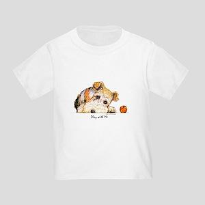 Wire Fox Terrier Toddler T-Shirt