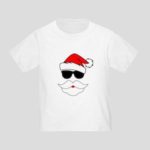 Cool Santa Claus Toddler T-Shirt
