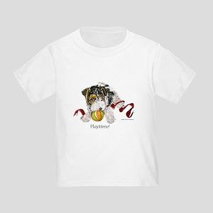 Fox Terrier Puppy Toddler T-Shirt
