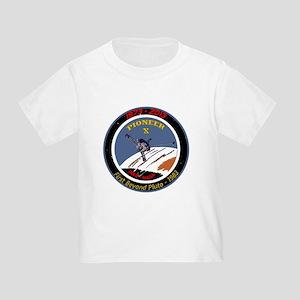 Pioneer X @ 40! Toddler T-Shirt