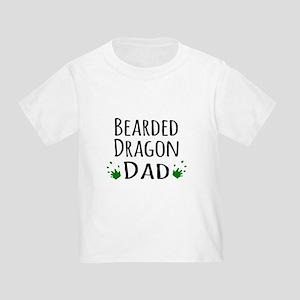 Bearded Dragon Dad T-Shirt