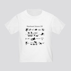 Skateboard Science 101 T-Shirt