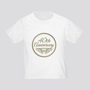40th Anniversary T-Shirt
