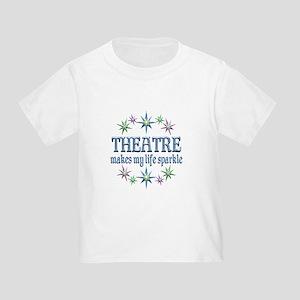 Theatre Sparkles Toddler T-Shirt