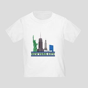 New York City Skyline T-Shirt