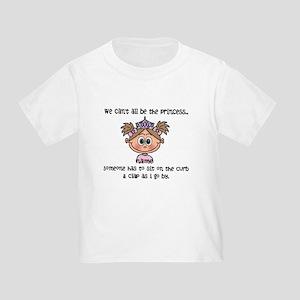 Princess (light brown) - Customize! T-Shirt