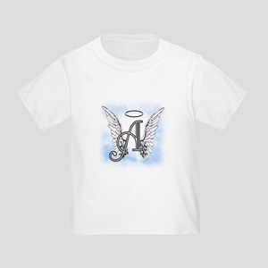 Letter A Monogram T-Shirt