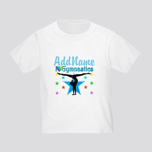 GYMNAST POWER Toddler T-Shirt