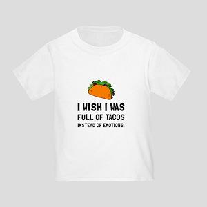 Tacos Emotions T-Shirt