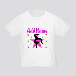 GYMNAST GIRL Toddler T-Shirt