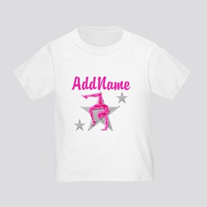 GORGEOUS GYMNAST Toddler T-Shirt