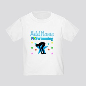 SWIM TEAM Toddler T-Shirt