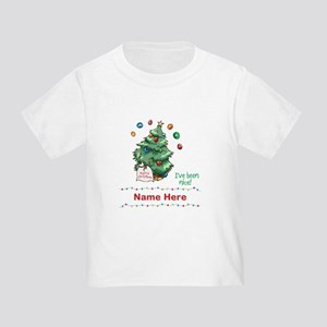 Custom Christmas Tree T-Shirt