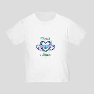 Proud Nana Toddler T-Shirt