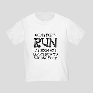 Future Runner Toddler T-Shirt