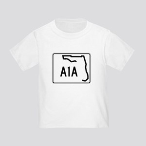 Route A1A, Florida Toddler T-Shirt