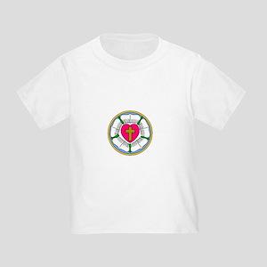 Lutheran Rose T-Shirt