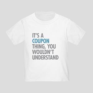 Coupon Thing T-Shirt