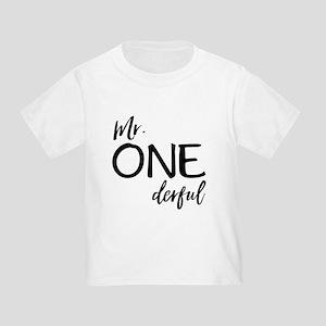 Mr Onederful T-Shirt