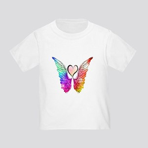 Angel Wings Heart T-Shirt
