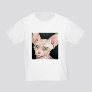 Cat 412 sphynx T-Shirt