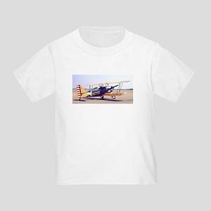 Bi-Plane 3 Toddler T-Shirt