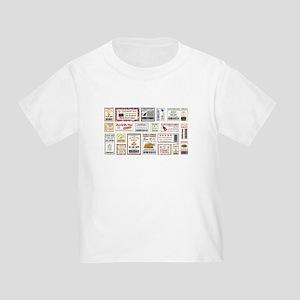 COOL COUPONS Toddler T-Shirt
