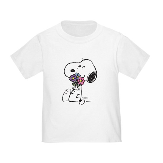 Snoopy - Flowers