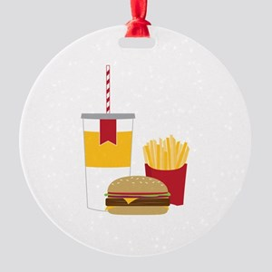 Fast Food Ornament