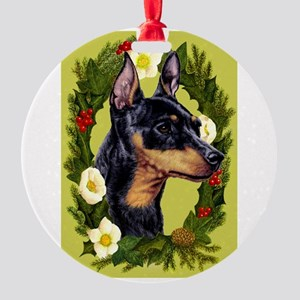 Min Pin Ornament Round Ornament