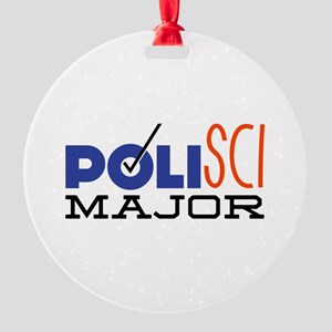 Political Science Major Ornament