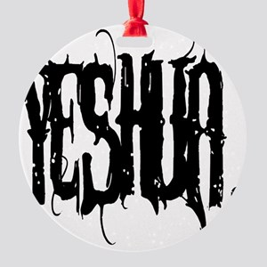 Yeshua. Round Ornament
