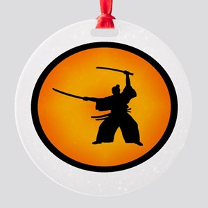 TWO SWORDS Ornament