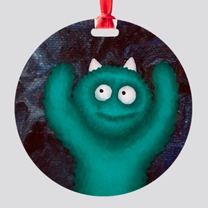 Party Monster Ornament