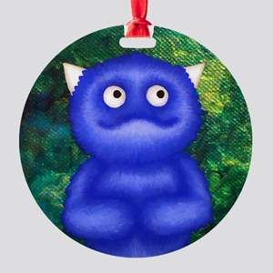 Buddy Round Ornament