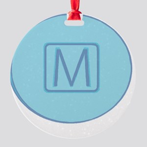 mBox Round Ornament