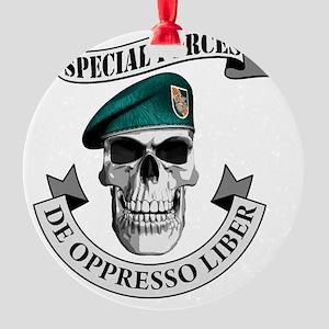 specialforces369 Round Ornament