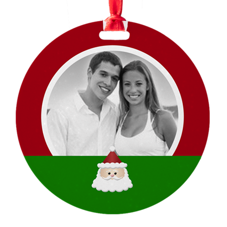 Santa Claus pic Ornament
