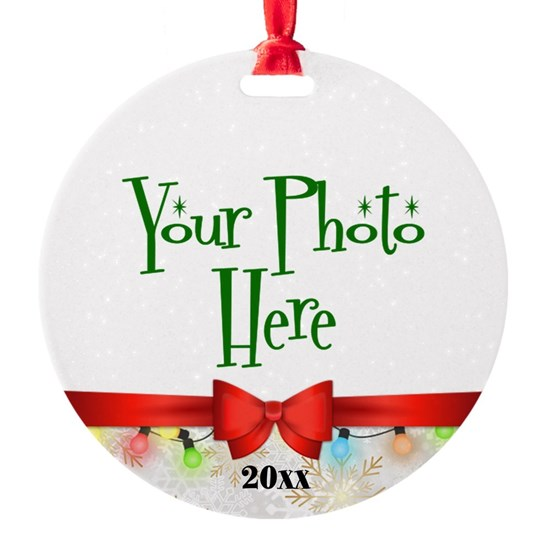 Christmas Custom Photo
