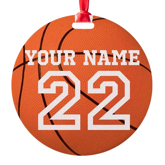 Personalize It, Basketball