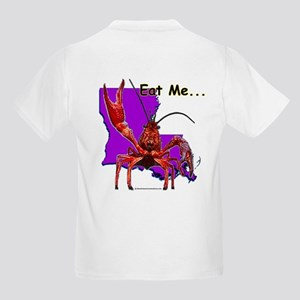 LA Crawfish - Eat Me... (design on back) Kids Ligh