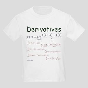 c98978cd Derivative Formulas Kids Light T-Shirt