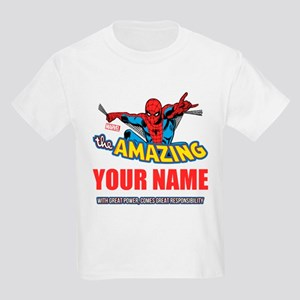 The Amazing Spider-man Personal Kids Light T-Shirt