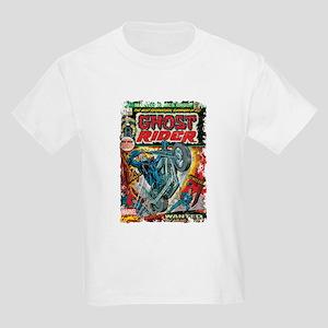 ghost rider Kids Light T-Shirt