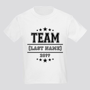 Team Family Kids Light T-Shirt