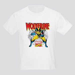 Wolverine Attack Kids Light T-Shirt