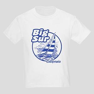 Big Sur Ca Kids Light T-Shirt